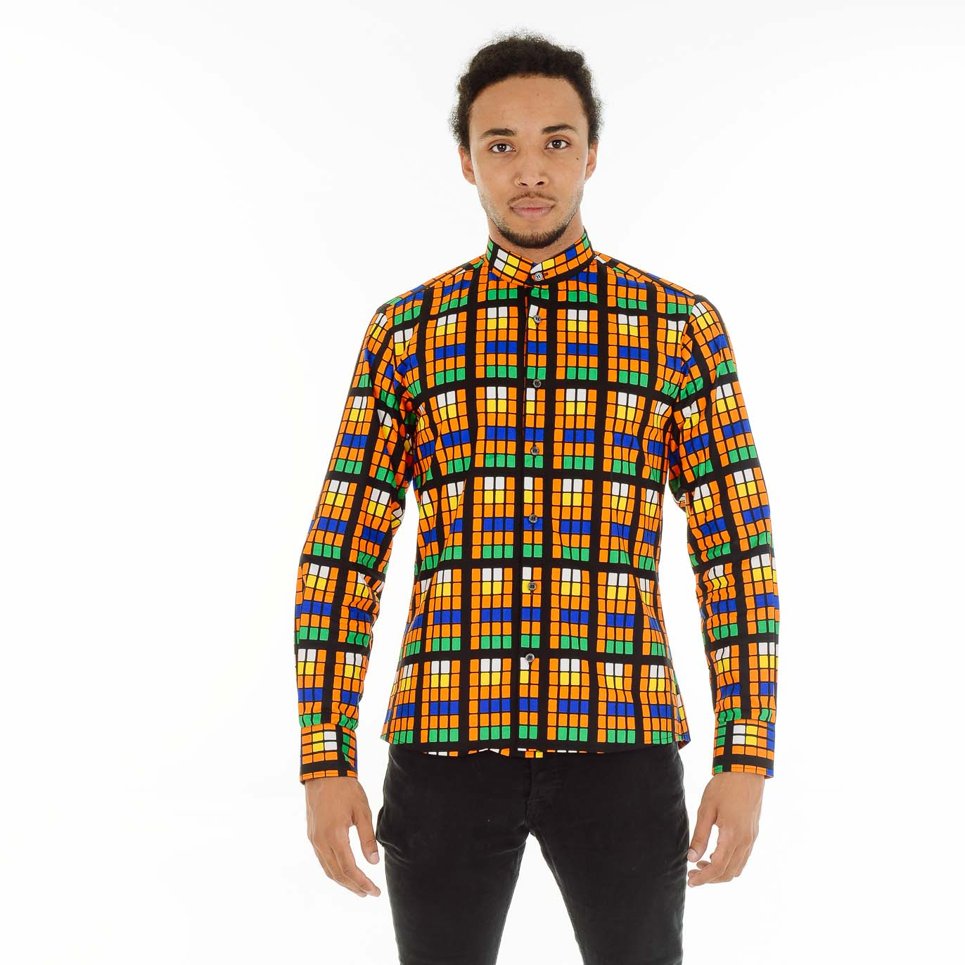 Tolulope Grandfather Shirt