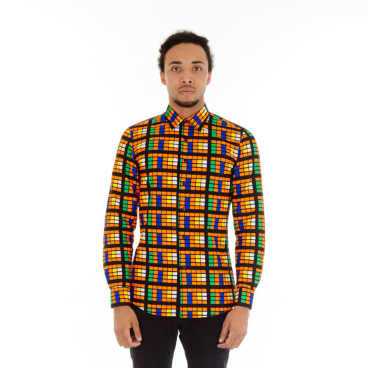 Teleayo Based Long Sleeved Shirt